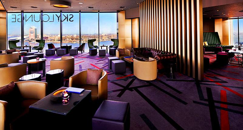 DoubleTree by Hilton Amsterdam Centraal Station Lounge